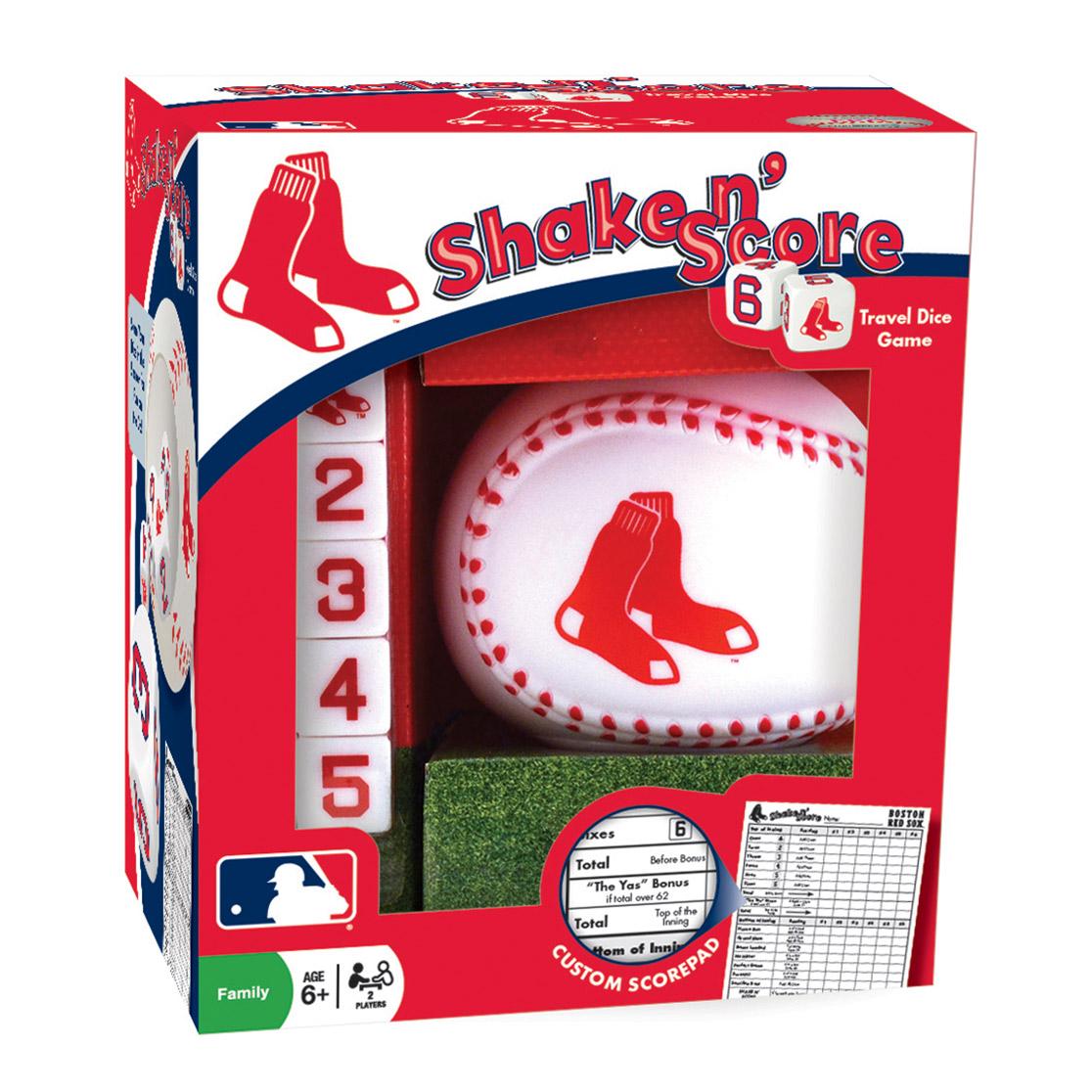 MasterPieces Boston Red Sox Shake N' Score