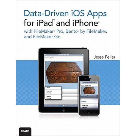Data-Driven IOS Apps for iPad and iPhone with FileMaker Pro, Bento by FileMaker, and FileMaker (App Like Go Sms Pro For Iphone)