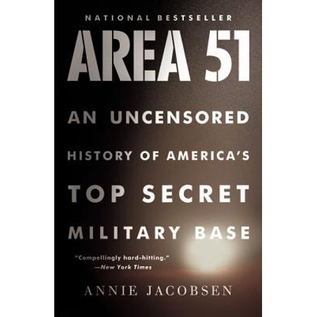 History Military Challenge Coins - Area 51 : An Uncensored History of America's Top Secret Military Base