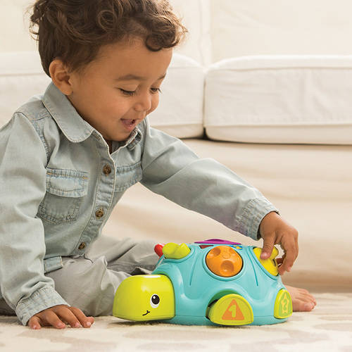 Infantino Tinkerback Turtle by Infantino