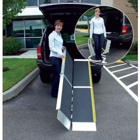 EZ-Access Trifold Advantage Series Wheelchair Ramp