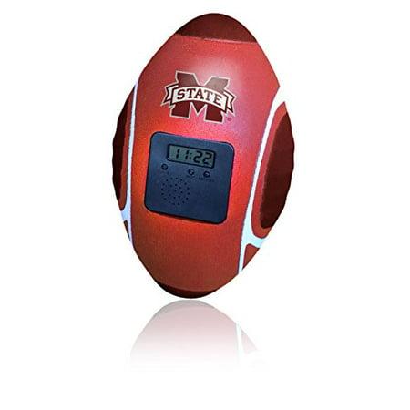 Buzzer Beater Football Alarm Clock, Nebraska