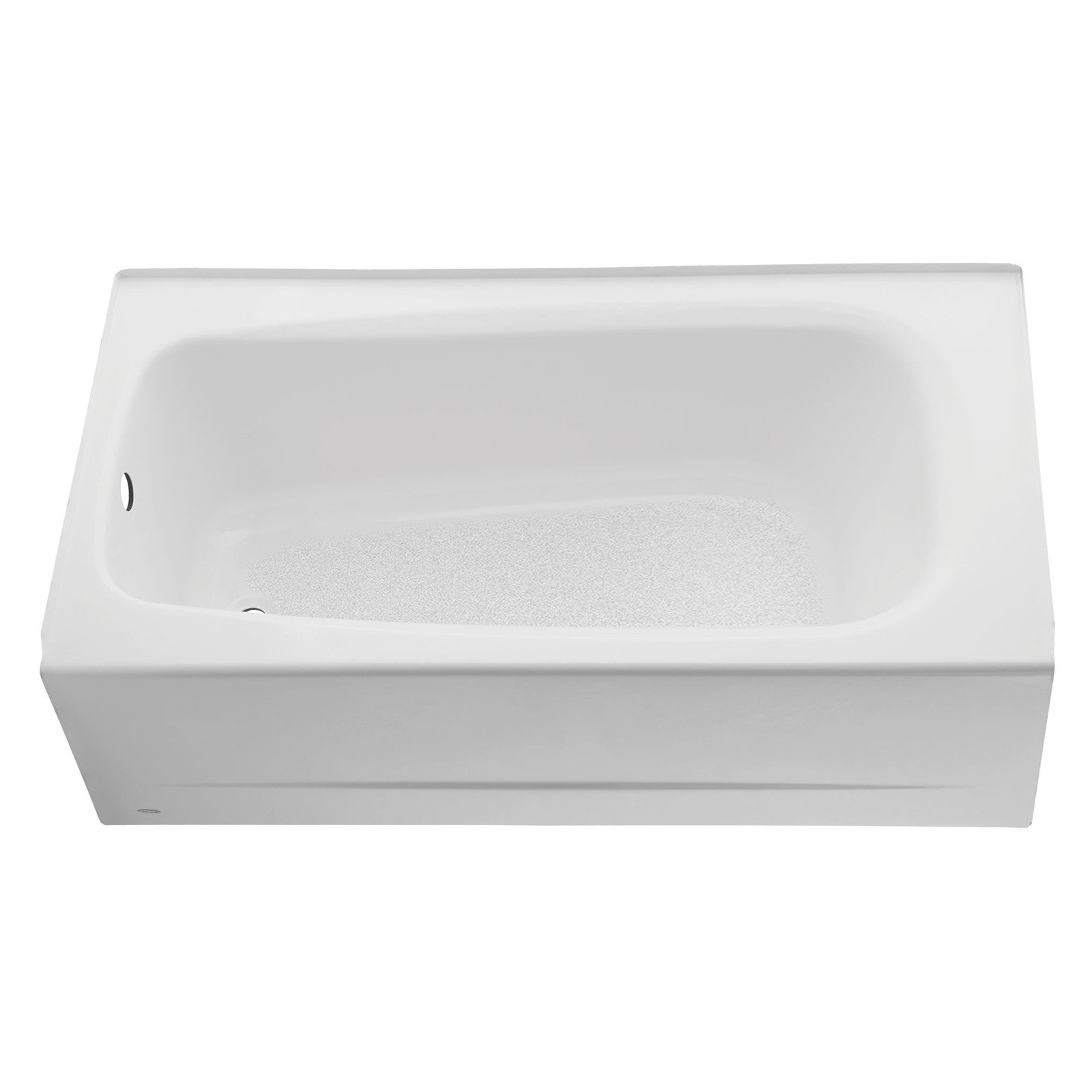 American Standard Cambridge 2460.002.020 60 in. Soaking Bathtub ...
