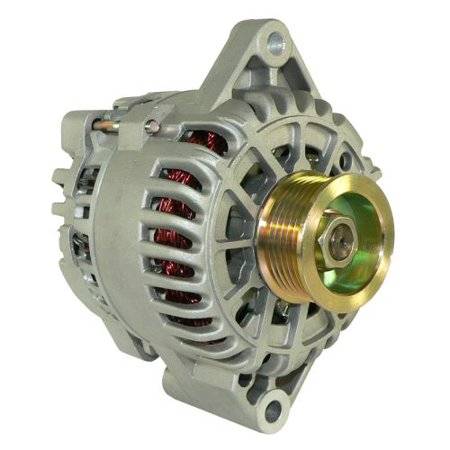 DB Electrical AFD0163 Alternator for Ford Taurus 3.0 3.0L 07 2007, 3F1T-10300-AA, 4F1T-10300-AA, 6F1T-10300-AA, 6F1Z-10346-A,