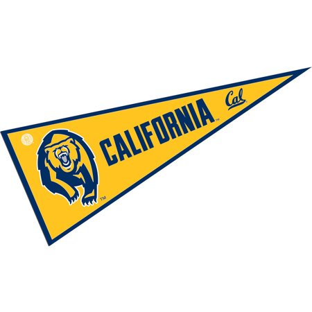 Cal Berkeley Golden Bears 12 X 30 Felt College Pennant Walmart