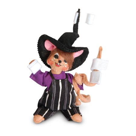 Annalee Dolls 5in 2016 Halloween Toilet Paper Attack Plush New with Tags