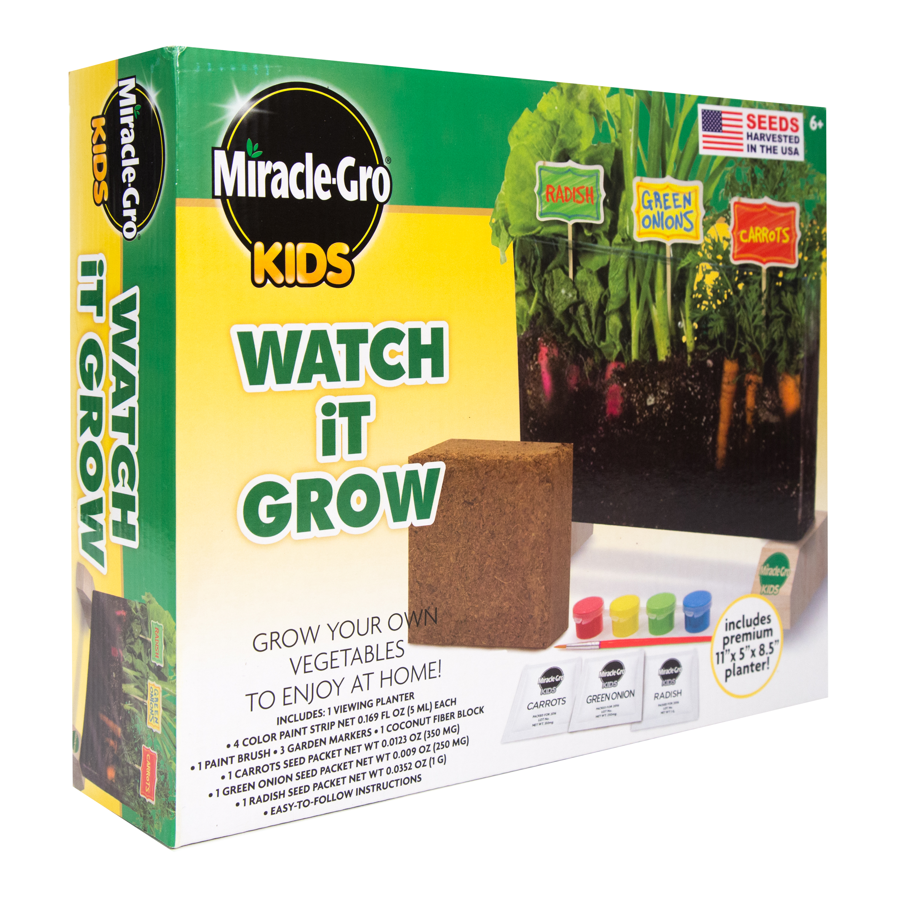 Miracle Gro Kids My First Garden Image 5 Of 5