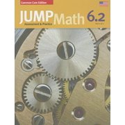 Jump Math AP Book 6.2 : Us Common Core Edition