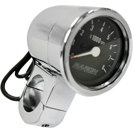 Baron Bullet Tachometer 1-1/4