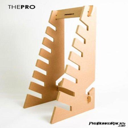 Pro Snowboard (Skateboard Snowboard Longboard Floor Display Rack (The)