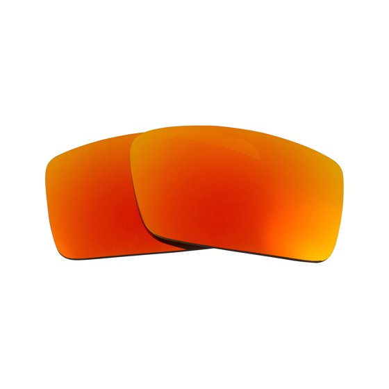 8aff6b91e92b3 Best SEEK Replacement Lenses for Oakley GASCAN S Small Radiant Yellow Mirror  - Walmart.com