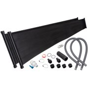 2-2'X20' SunQuest Solar Pool Heater with Integrated Diverter Valve & 2 6ft Hoses