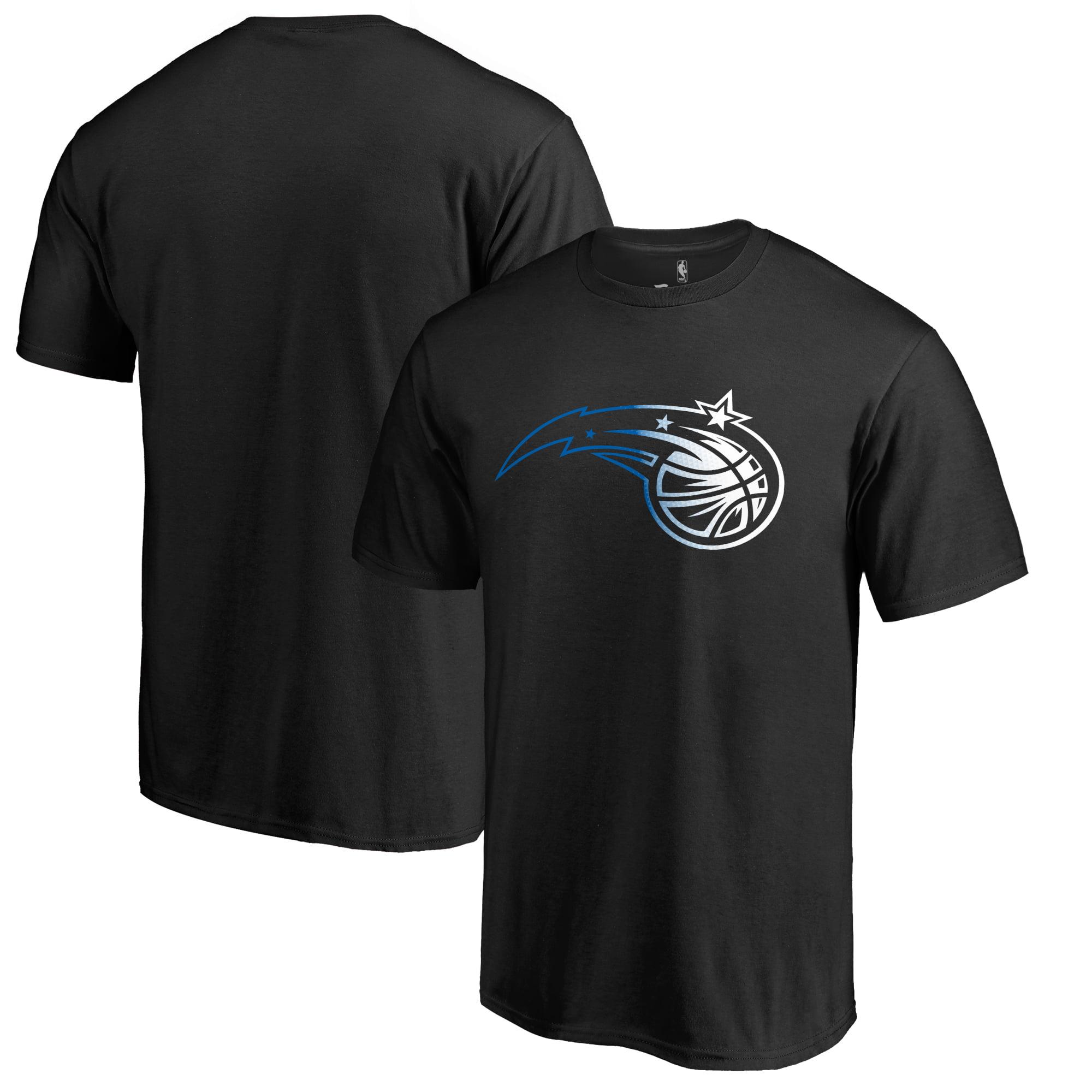 Orlando Magic Fanatics Branded Gradient Logo T-Shirt - Black