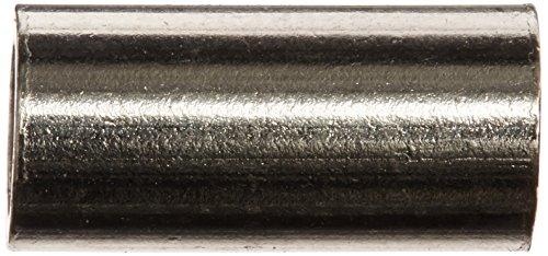 I... American Fishing Wire Single Barrel Crimp Sleeves Black Color Size 2 0.047