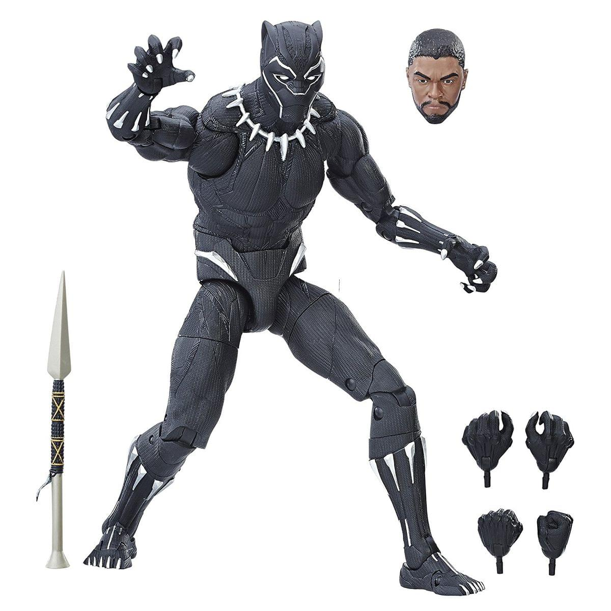 Marvel Legends 12 Inch Action Figure Giant Series - Black Panther