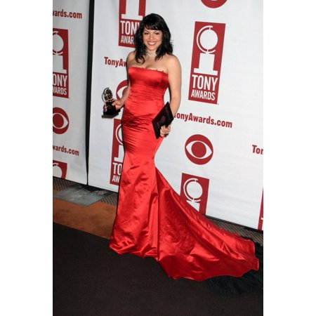 Sara Ramirez In The Press Room For American Theatre WingS Antoinette Perry 2005 Tony Awards The Rainbow Room New York Ny June 05 2005 Photo By Rob RichEverett Collection Celebrity