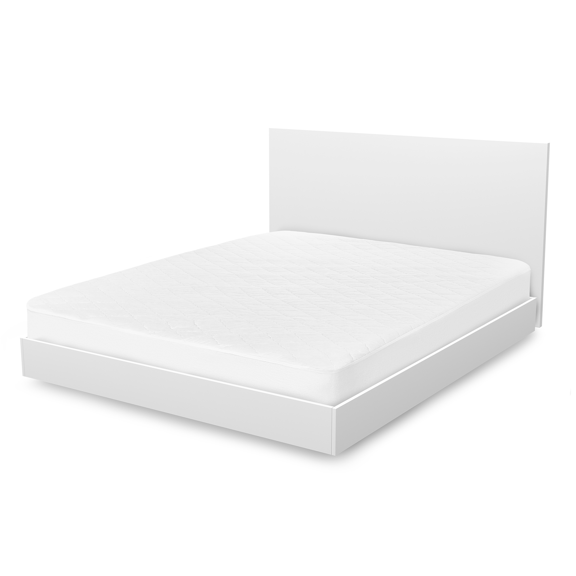 Mainstays Super Bedsaver Mattress Pad in Multiple Sizes