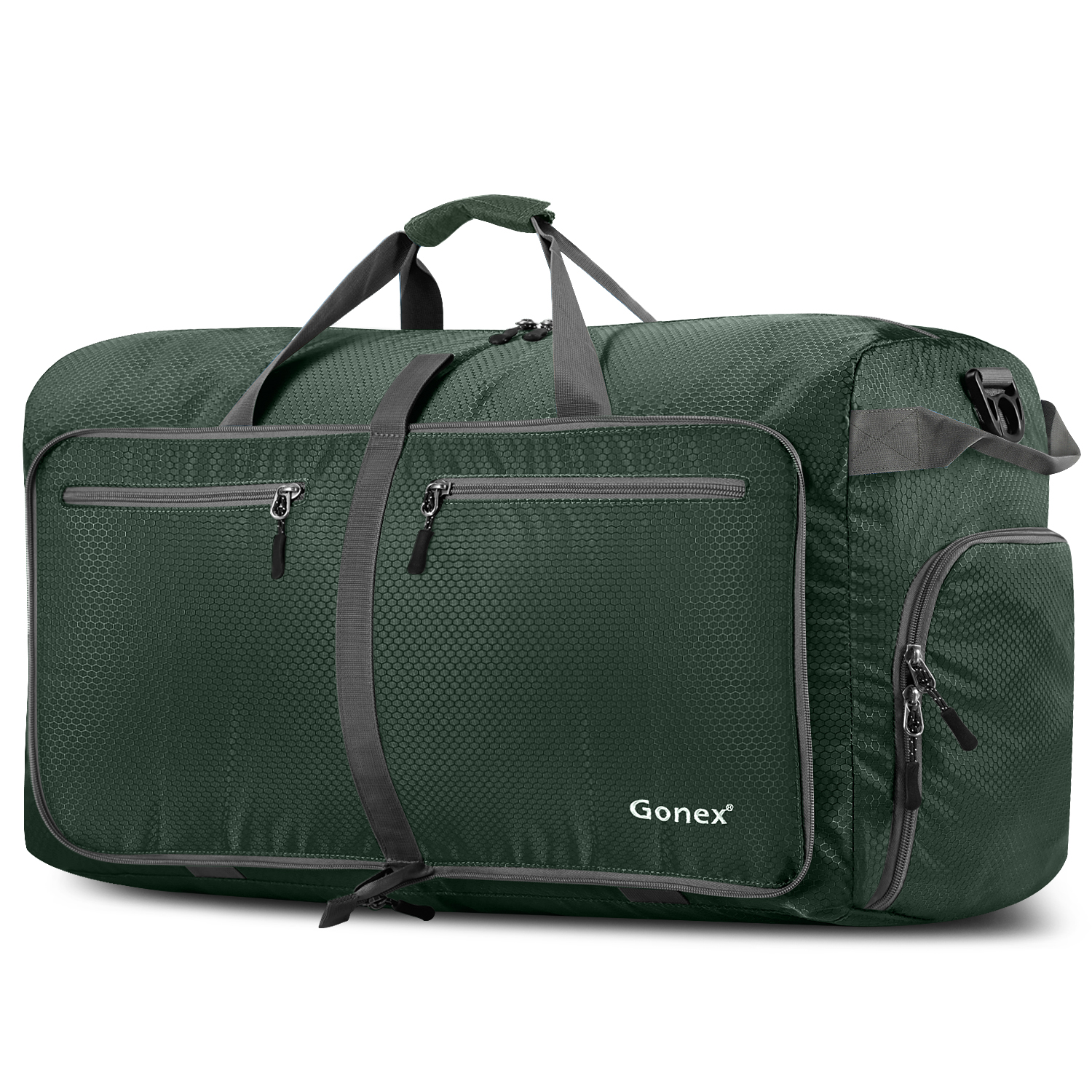 Gonex 100L Foldable Travel Duffel Bag, Over-sized Luggage Travel Duffle 5 Colors Options by Gonex