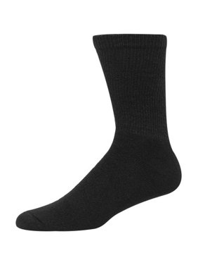 6ab65d14056 Product Image Men s Cushion Crew Socks 6-Pack