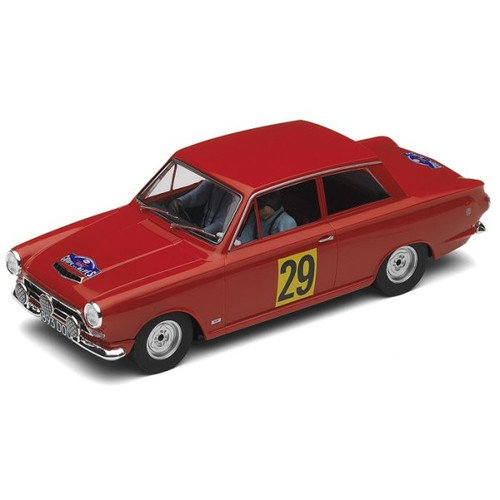 Scalextric Ford Lotus Cortina Car