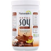 Naturade Total Soy, Meal Replacement, Bavarian Chocolate, 1.1 lbs (507 g)