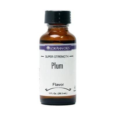 Plum Flavor - LorAnn Oils - 1 oz