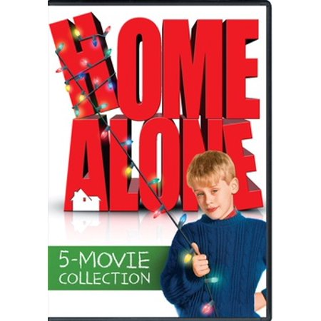 Home Alone 5-Movie Collection (DVD) - Buzz Home Alone