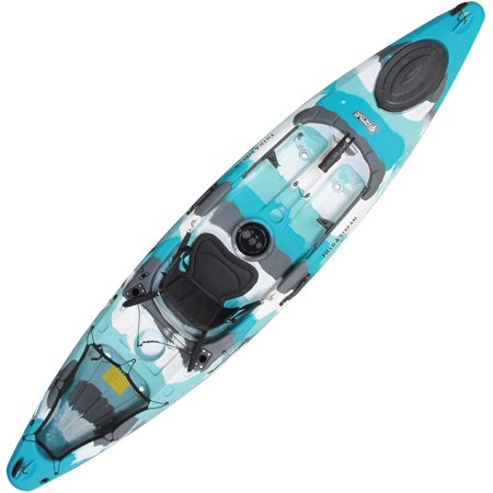 Field Stream Eagle Talon 120 Kayak Tealwhite Walmartcom