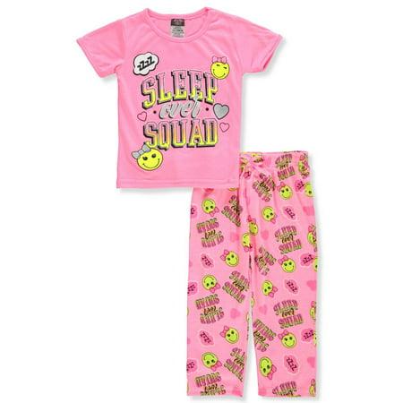 Angel Face Baby Girls' 2-Piece Pajamas