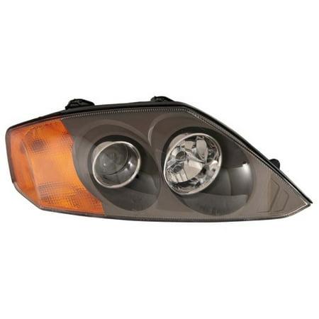 Go Parts 2003 2005 Hyundai Tiburon Front Headlight Headlamp Embly Housing