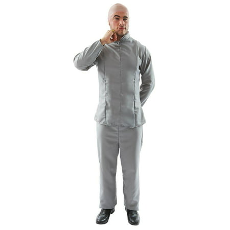 Mr Evil/ Austin Powers Inspired Men's Costume