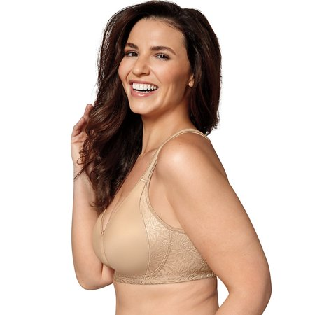 Playtex 18 Hour Back and Side Smoothing Wirefree Bra - 4049B