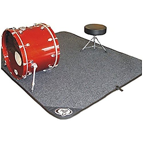 Protection Racket Drum Kit Mat 6' x 5' by Protection Racket
