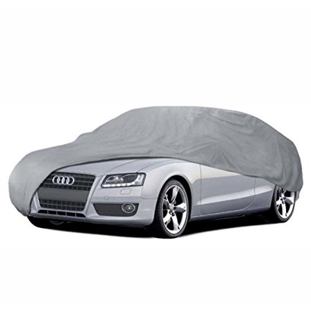 car cover for audi a5 08 12 waterproof all weather breathable multi layers. Black Bedroom Furniture Sets. Home Design Ideas