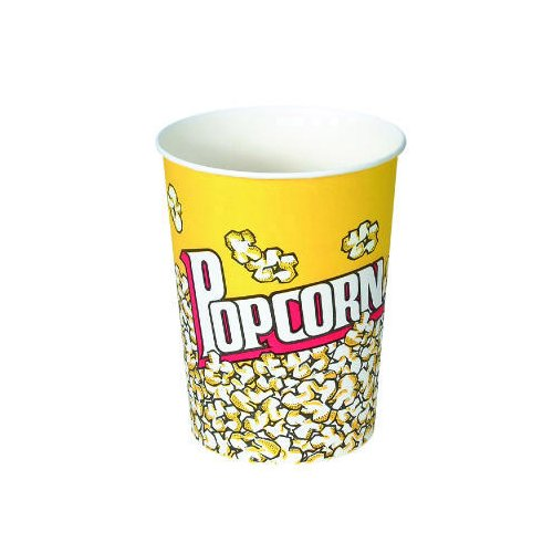 Solo Cups Paper Popcorn Cup
