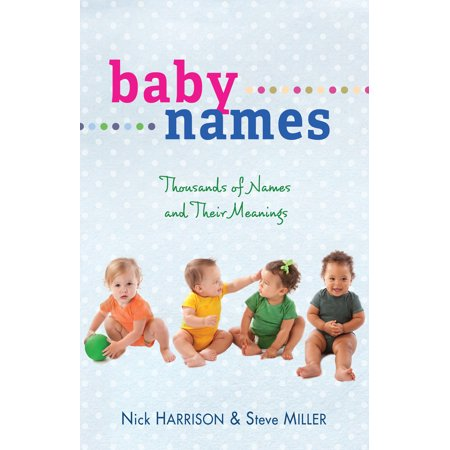 Baby Names : Thousands of Names and Their Meanings](Scary Baby Names Halloween-inspired Names)