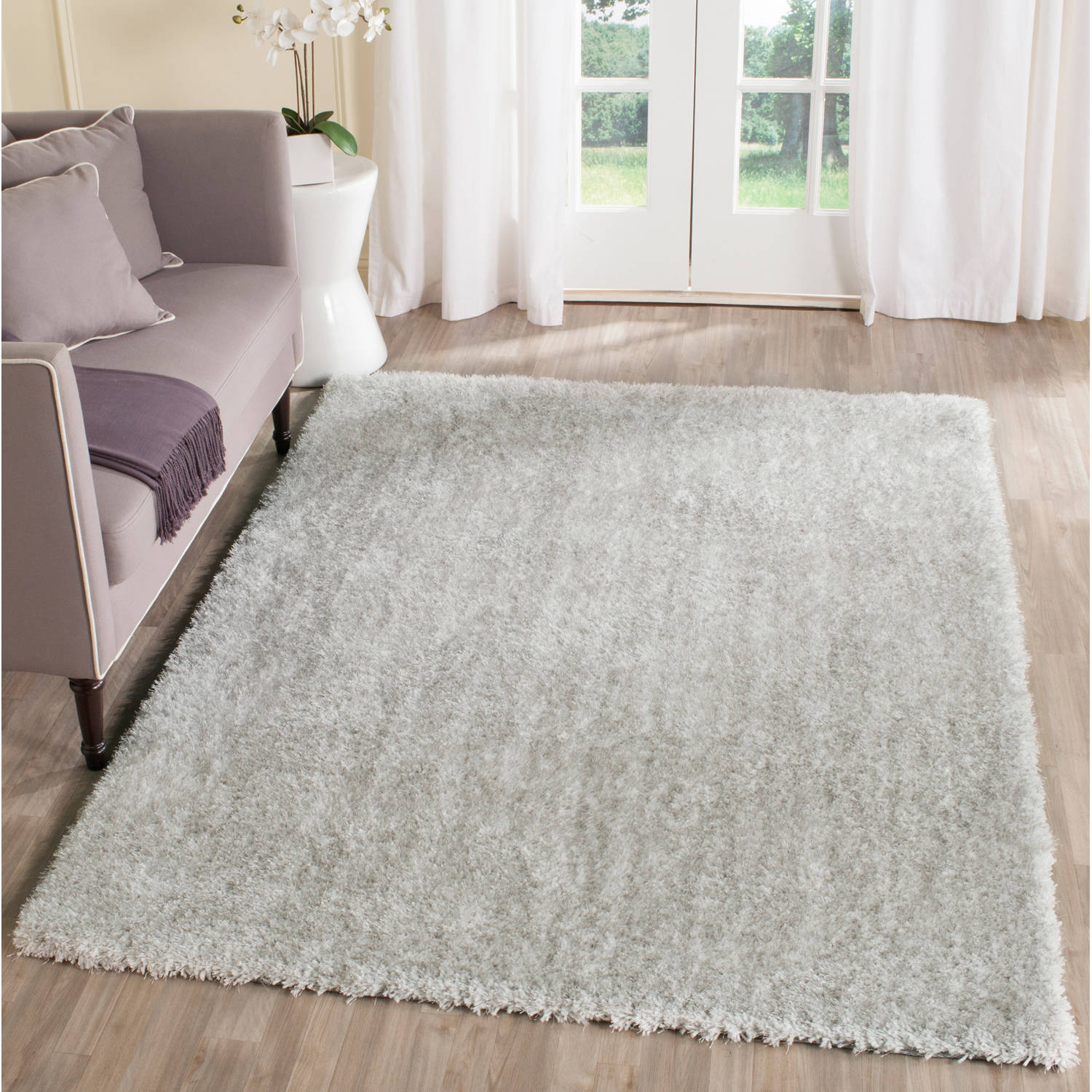 Better Homes and Gardens Plush Eyelash Shag Area Rug