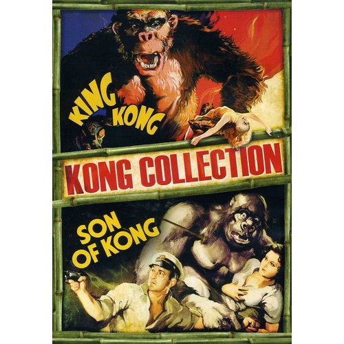 Kong Collection: King Kong / Son Of Kong