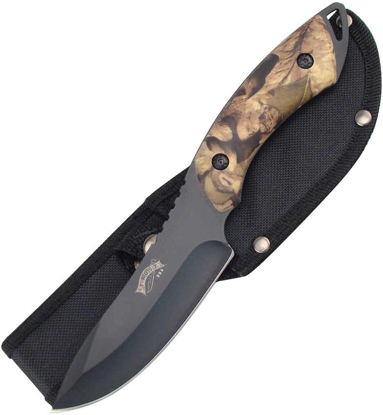 The Whistler Fixed Blade