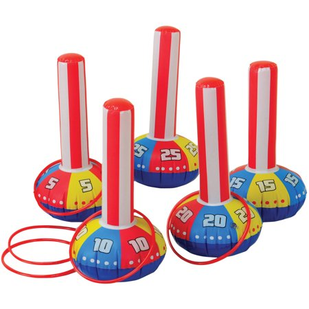 Inflatable Ring Toss Game - Ring Toss Rings