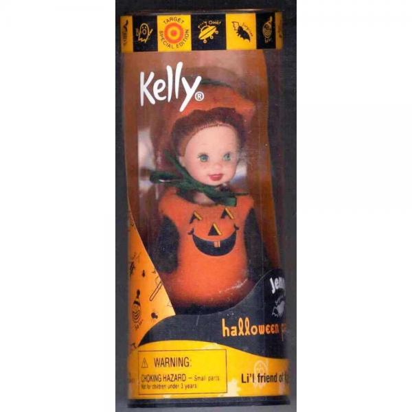 2000 Jenny Halloween Party Kelly and Friends Barbie Doll by Mattel by