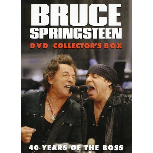 Bruce Springsteen DVD Collector's Box