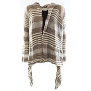 Olivia Sky NEW Shadow Brown Women's Size Large L Cardigan Sweater $164