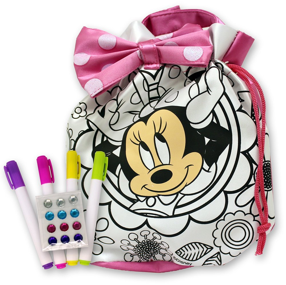 Disney Minnie Mouse Color N' Style Activity Purse