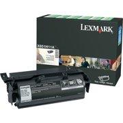 Lexmark Original Toner Cartridge, 1 Each (Quantity)