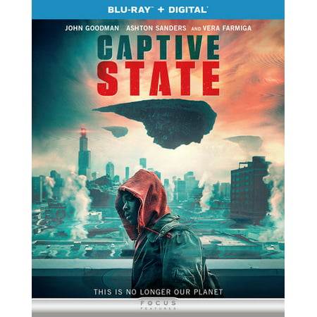 Captive State (Blu-ray) (Captive State The Corporate Takeover Of Britain)