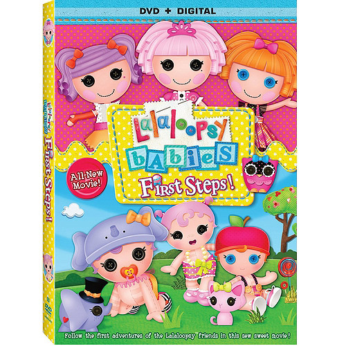 Lalaloopsy Babies: First Steps (Widescreen)