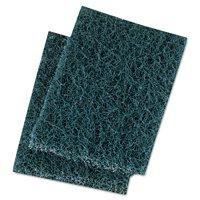 Boardwalk Blue/Gray Extra Heavy-Duty Scour Pads, 20 count -BWK188