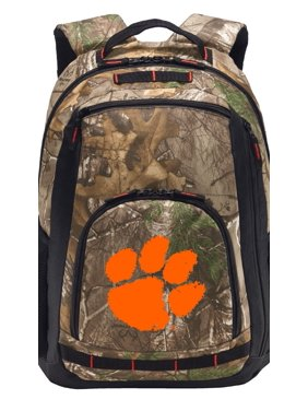 dccd8e6523 Product Image RealTree Camo Clemson Backpack Clemson University Camo  Backpack with Laptop Computer Section