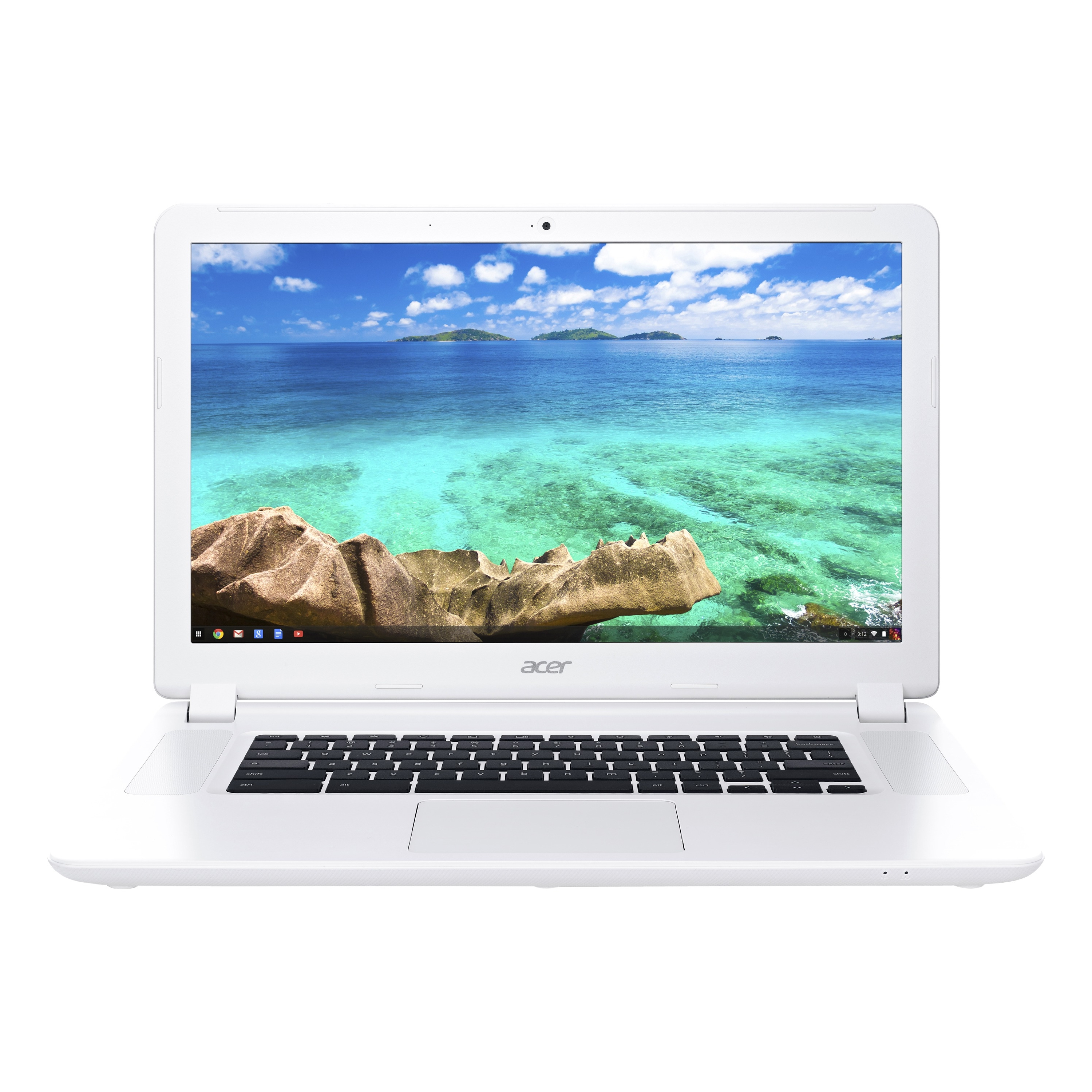 "Manufacturer Refurbished Acer Chromebook CB5-571-C09S 15.6"" Intel Celeron 3205U Dual-Core 1.50"